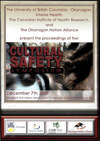 Cultural Safety DVD