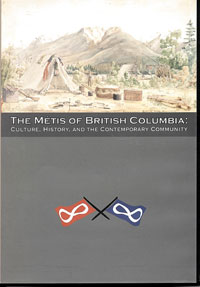 The Me%u0301tis of BC culture,history, community DVD